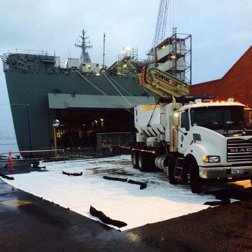 ship ballast repair