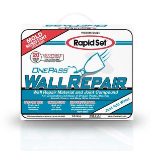 rapidset wall repair